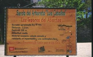 20051124 Senda Los Tesoros de Abantos (1)